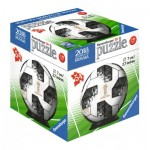 Ravensburger-11937-13 3D Puzzle-Ball - 2018 Fifa Word Cup