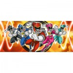 Puzzle  Ravensburger-12822 Die Power Rangers