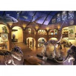 Ravensburger-12925 Exit Puzzle Kids - At the Natural History Museum