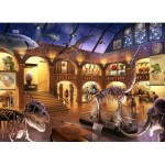 Ravensburger-12935 Exit Puzzle Kids - At the Natural History Museum