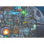 Puzzle  Ravensburger-13976 Star Wars