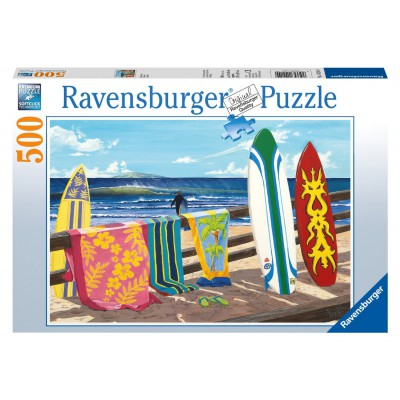Puzzle Ravensburger-14214 Hang Loose