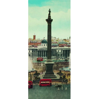 Puzzle Ravensburger-15139 Vintage London