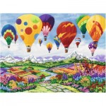 Puzzle  Ravensburger-16347 Spring is in the Air