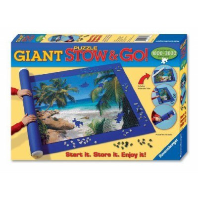 Ravensburger-17931 Puzzle-Teppich - Giant Stow and Go! 1000 - 3000 Teile