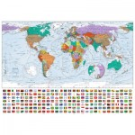 Puzzle  Ravensburger-19288 Portrait of the Earth