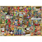 Puzzle  Ravensburger-19468 Colin Thompson: The Christmas Cupboard