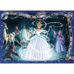 Puzzle  Ravensburger-19678 Disney Collector's Edition: Aschenputtel, 1950