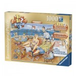 Puzzle  Ravensburger-19730 What if? 001 - The Lost Lottery Ticket