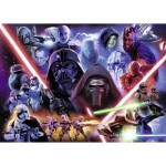 Puzzle  Ravensburger-19886 Star Wars: Limited Edition 5