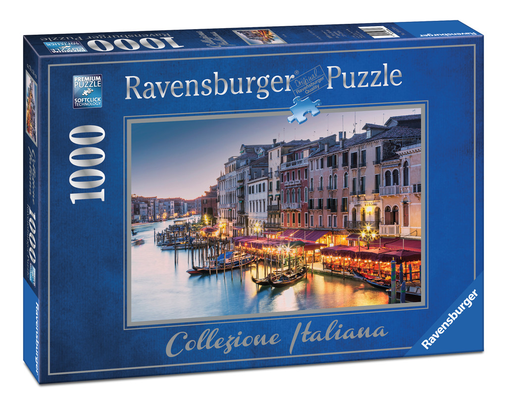venedig 1000 teile ravensburger puzzle online kaufen. Black Bedroom Furniture Sets. Home Design Ideas