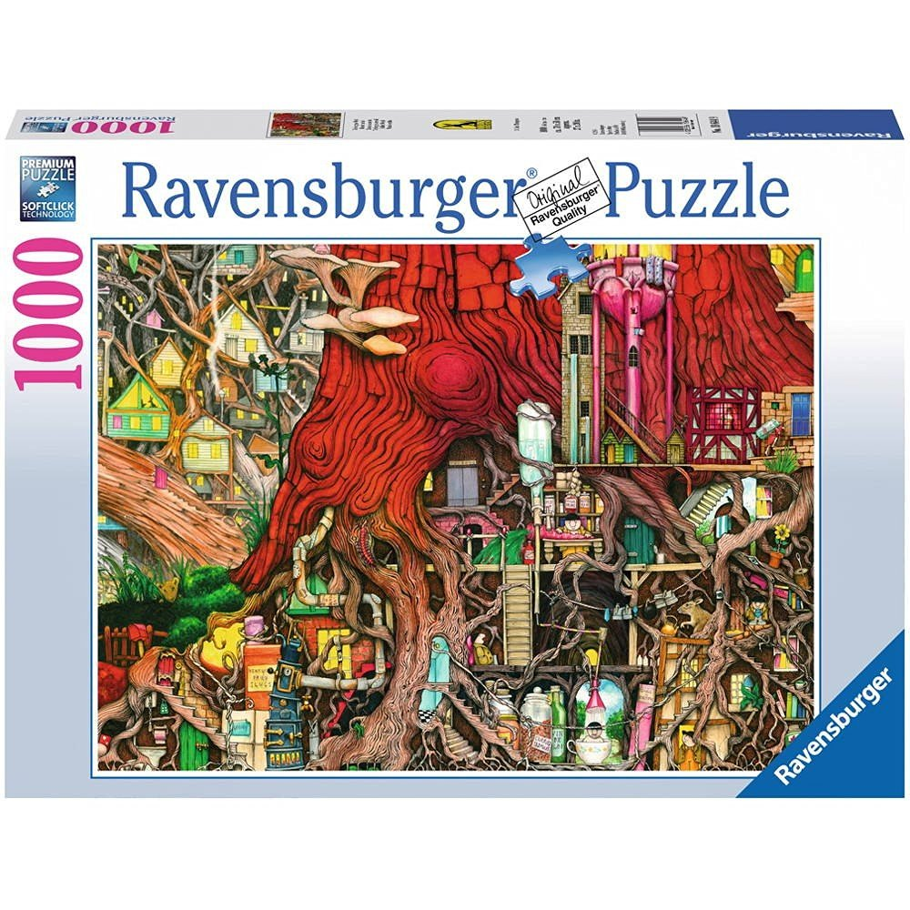 colin thompson verborgene welt 1000 teile ravensburger puzzle online kaufen. Black Bedroom Furniture Sets. Home Design Ideas