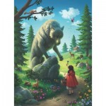 Puzzle   XXL Teile - Little Red Riding Hood