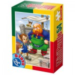 Dtoys-60471-PV-08 Mini Puzzle: Pinocchio
