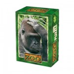 DToys-60556-ZO07 Mini Puzzle - Reflektion