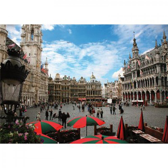 Belgien: Grand Place, Brüssel