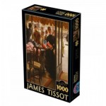 Puzzle  Dtoys-72771-TI03 James Tissot - The Shop Girl