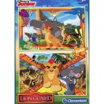 2 Puzzles - The Lion Guard