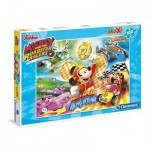 Puzzle  Clementoni-07535 XXL Teile - Shimmer and Shine