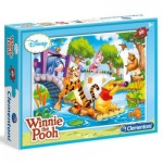 Puzzle  Clementoni-08508 Winnie The Pooh