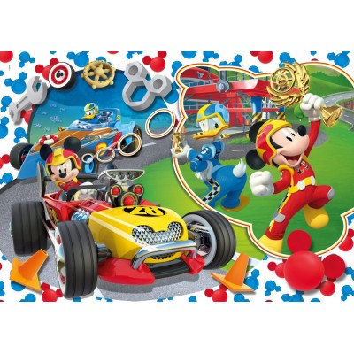 Puzzle Clementoni-23709 XXL Teile - Mickey Mouse