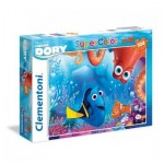 Puzzle  Clementoni-23976 XXL Teile - Finding Dory