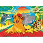 Puzzle  Clementoni-24056 XXL Teile - The Lion Guard