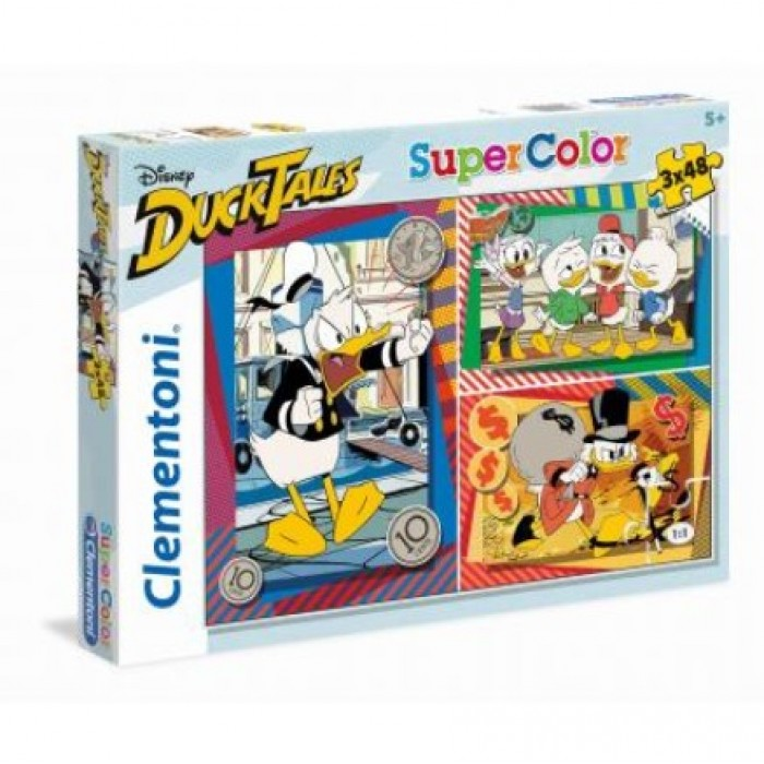 3 Puzzles - Duck Tales