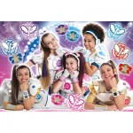 Puzzle  Clementoni-26449 XXL Teile  - Miracle Tunes