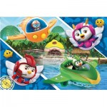 Puzzle  Clementoni-28514 XXL Teile - Top Wing
