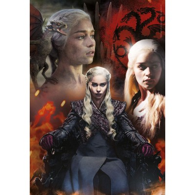 Puzzle Clementoni-29057 Game of Thrones