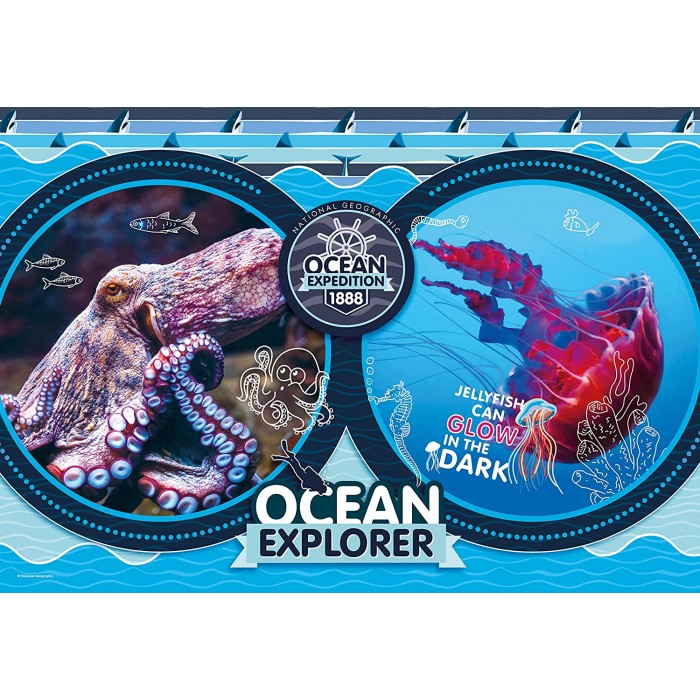 National Geo Kids - Ocean Expedition