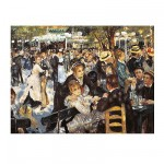 Puzzle  Clementoni-31412 Pierre-Auguste Renoir: Le Bal du Moulin de la Galette