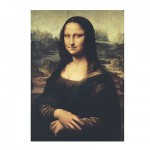 Puzzle  Clementoni-31413 Leonardo da Vinci: Mona Lisa