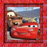 Puzzle  Clementoni-38802 Frame Me Up - Disney Cars
