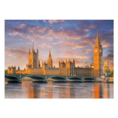 Puzzle Clementoni-39269 Houses of Parliament