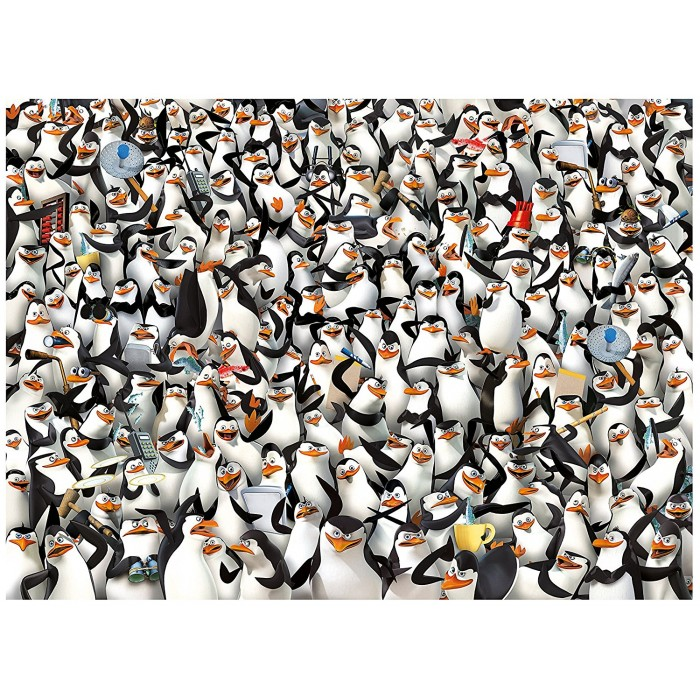 DreamWorks - Madagaskar - Pinguine
