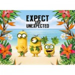 Puzzle  Clementoni-39374 Minions - Expect the Unexpected