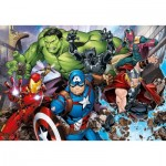 Puzzle   Marvel The Avengers