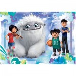 Puzzle   Supercolor Dreamworks Abominable