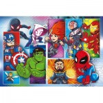 Puzzle   XXL Teile - Marvel Super Heroes