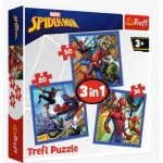 Puzzle   3 in 1 - Spider Force