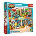 4 Puzzles - Transformers