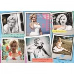 Puzzle   Collage - Marilyn Monroe