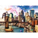 Puzzle   Kittens in New York