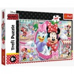 Puzzle   Minnie's Merry Day