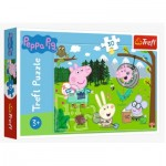 Puzzle   Peppa Pig - Forest Expedition