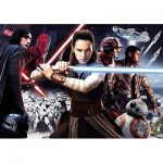 Puzzle  Trefl-10444 Star Wars
