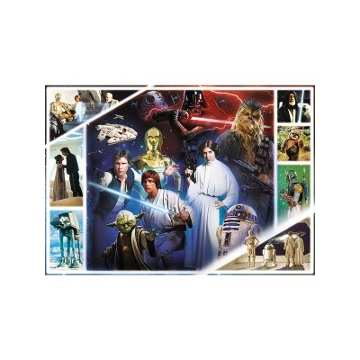Puzzle Trefl-10625 Star Wars