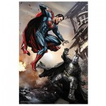Puzzle  Trefl-13201 Batman vs Superman